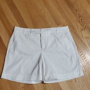 Bandolino White Shorts